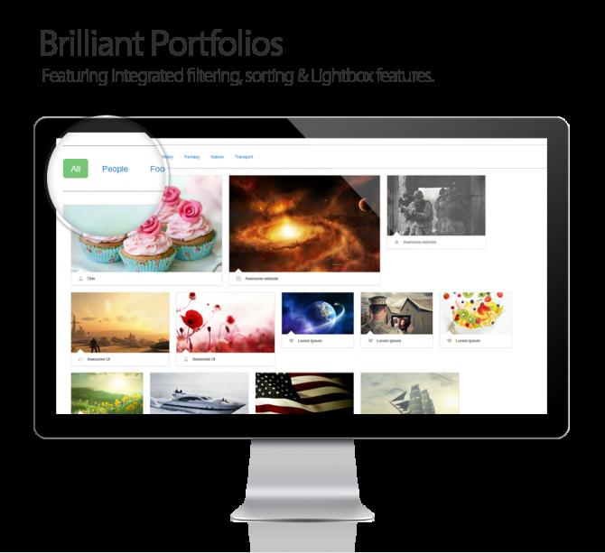 Brilliant Photo Gallery Portfolios